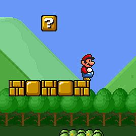 Супер Марио усиленный