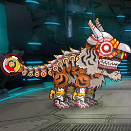 Драки: арена мутантов