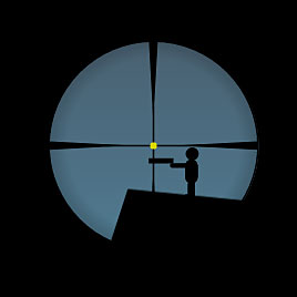 Стикмен: код снайпера