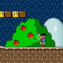 Супер Марио мир Федора