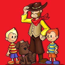 Mother 3 (Earthbound 2)