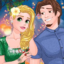 Парочки Диснея: невероятное свидание принцесс