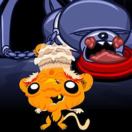 Счастливая обезьянка уровень 125