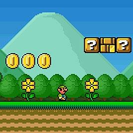 Луиджи спасает исчезнувшего Марио (Mario is Missing)