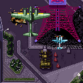 Aero Fighters 3 / Sonic Wings 3 (Звуковые крылья 3)