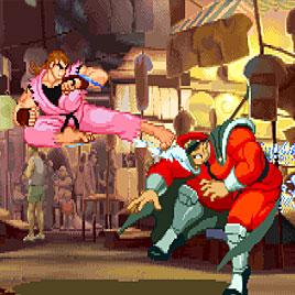 Уличный боец альфа 2 (Street Fighter Alpha 2)