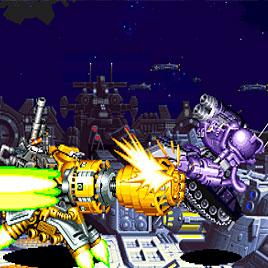 Cyberbots Fullmetal Madness (Киберботы)
