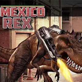 Рекс в Мексике