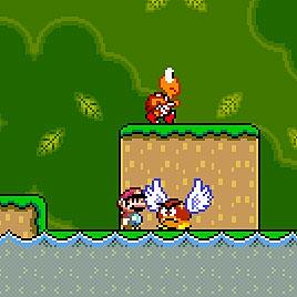 Марио: рыбацкий сезон (The Hooray: Fishing Season)