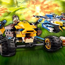 Лего Чима погоня