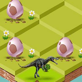 Динозавры 2048