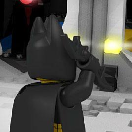 Лего Бэтмен: первая попытка бросить бумеранг