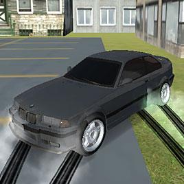 Дрифт на БМВ 3Д