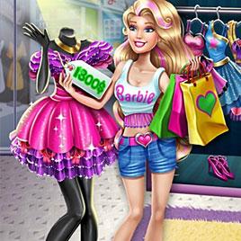 Реальный шопинг Барби