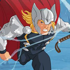 Мстители Тор: безумие Ледяного Великана