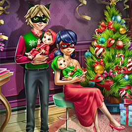 Рождество Леди Баг и Супер Кота