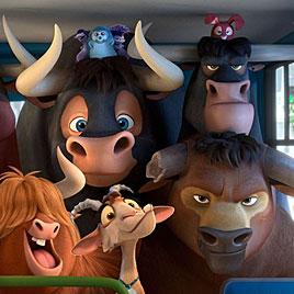 Фердинанд: скрытые быки