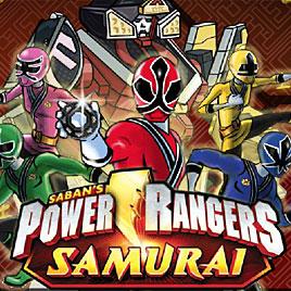 Могучие рейнджеры самураи 1