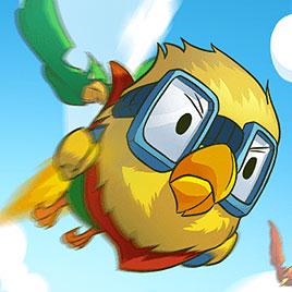 Полёт Твити