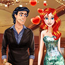 Принцессы Диснея: Новогодняя История Любви