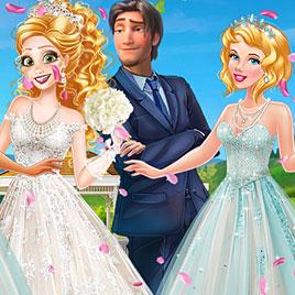 Влог принцесс Диснея: Свадьба Рапунцель