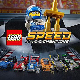 Лего: Чемпионат мира скорости