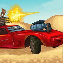 Дорога Ярости 3: Пустыня