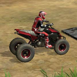 Трюки на мотоциклах: пустошь