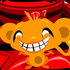Счастливая обезьянка уровень 154