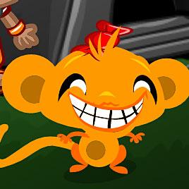 Счастливая обезьянка уровень 157