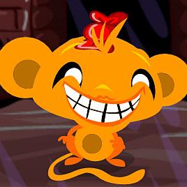 Счастливая обезьянка уровень 164