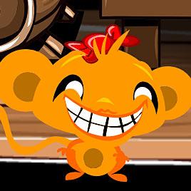 Счастливая обезьянка уровень 171