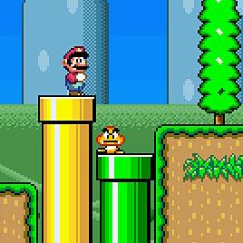 Супер Марио: возвращение Королевы Теней