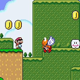 Одиссея Супер Марио (Super Mario Odyssey)