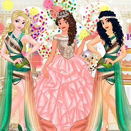 Совершеннолетие Принцессы Диснея