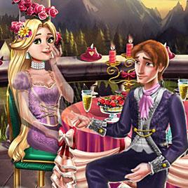 Свадебное предложение Рапунцель