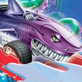 Хот Вилс: Машина акула