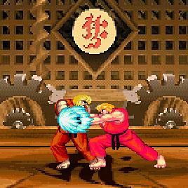 Street Fighter драки на двоих