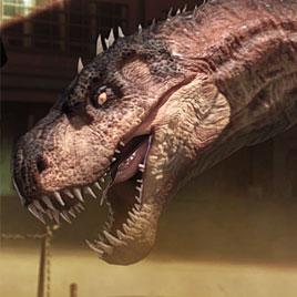 Динозавр Т-Рекс: Рекс в Рио