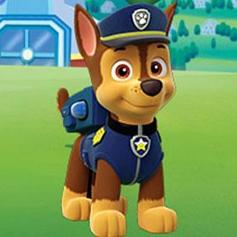 Щенячий патруль: Лопать шарики