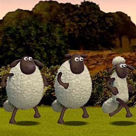 Барашек Шон: овцы чемпионы