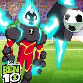Бен 10: мощь пенальти