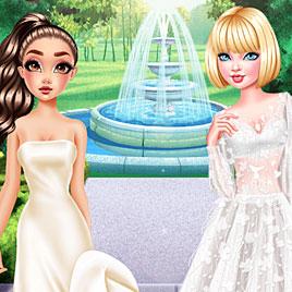 Одевалка: свадьба с Тейлор Свифт