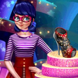 Леди Баг дизайнер обуви