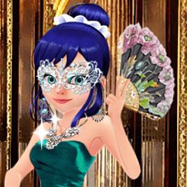 Леди Баг: макияж на маскарад