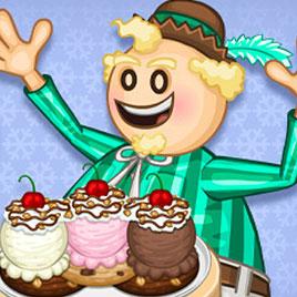 Папа Луи: Печенье и Мороженое