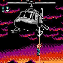 Super Contra NES (супер контра денди)