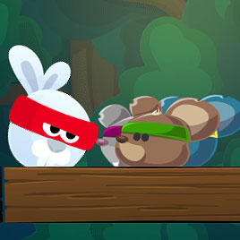 Кролик Самурай