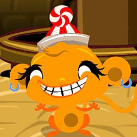 Счастливая обезьянка уровень 206