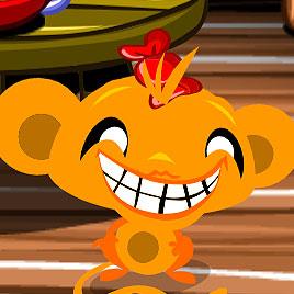Счастливая обезьянка уровень 202